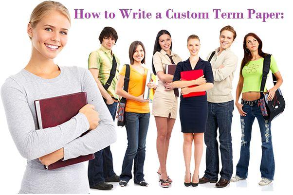 Custom term assignments