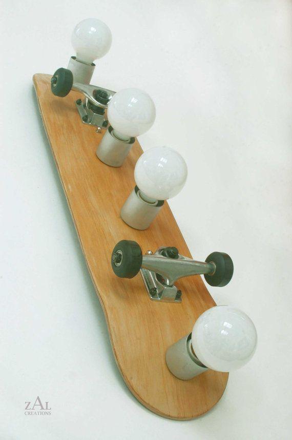 Skateboard Lamps 29 best design ideas for unit3sixty indoor skatepark images on