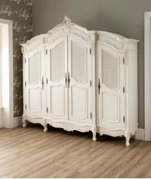 ANTIQUE WARDROBES FOR SALE | ... Wardrobes U0026 Armoires » La Rochelle 4 Door