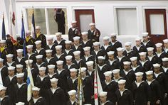 Call Me What You Like: Navy PIR For Dummies: Boot Camp Graduation