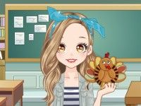 Play Paper Turkey on Top Baby Games.  Play Baby Hazel Games, Fun Games,Thanksgiving Games and many other free girl games