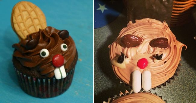 Botched Cake Attempts, Bunny Cookies That Look Like The Devil: Best Pinterest Baking Fails Ever