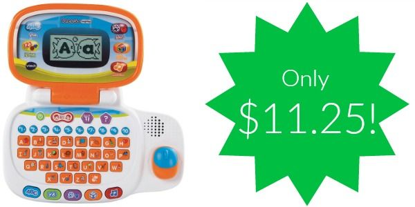 VTech Tote and Go Laptop Only $11.25 (Reg. $22)!