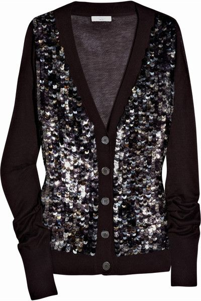Shop for black sequin cardigan online at Target. Free shipping on purchases over $35 and save 5% every day with your Target REDcard. skip to main content skip to footer. Women's Plus Size Striped Long Sleeve Varsity Cardigan - Who What Wear™ Black. Who What Wear new at.