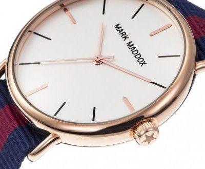 Reloj Mark Maddox HC3010-07 Luxury en oferta. Llevátelo por tan sólo 44€ y envío gratis  http://relojdemarca.com/producto/reloj-mark-maddox-hc3010-07/
