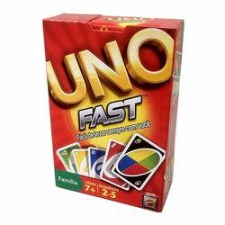 Jogo De Carta Uno Fast - Matel