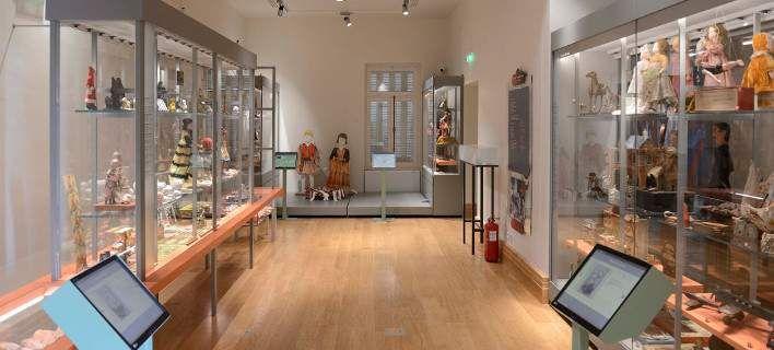Το Μπενάκη ιδρύει Μουσείο ρετρό Παιχνιδιών -Οι πρώτες φωτογραφίες [εικόνες]