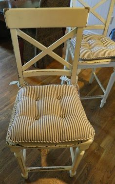 the morning stitch chair pad tutorial excellent tutorial on sewing chair pads dining room