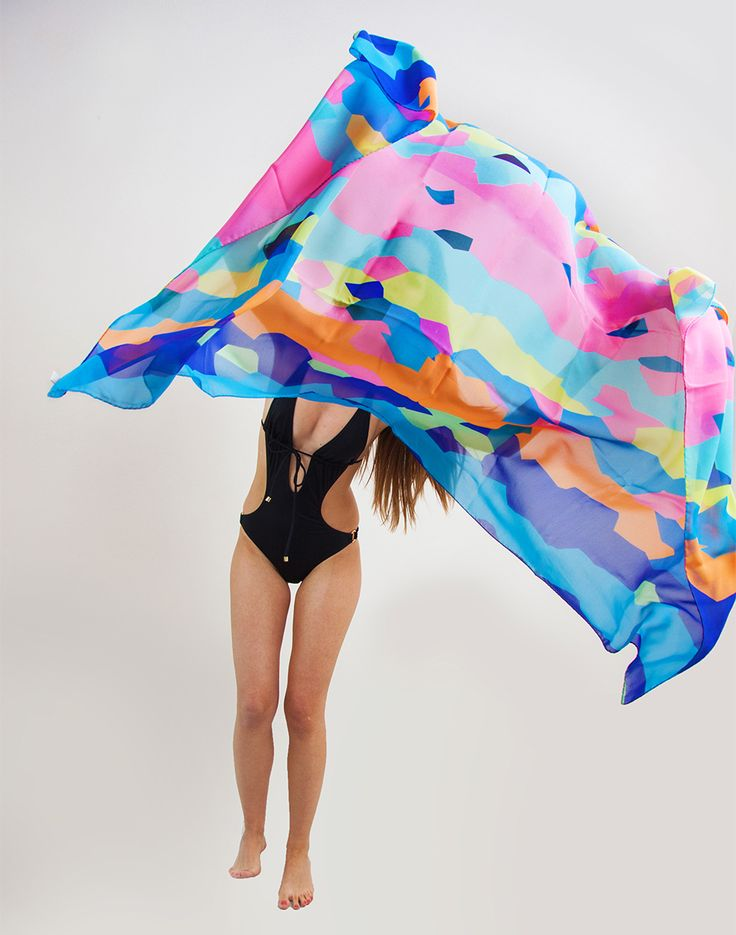 Silk Sarong. 100% silk (chifon) info@tsiakiris.gr
