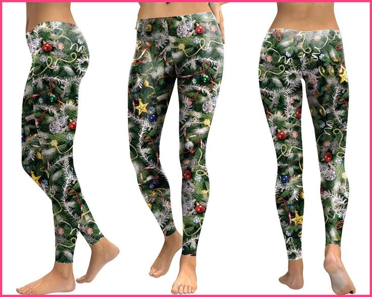 NEW ARRIVAL! Ugly Christmas Tree Cosplay Party Blink Star Women Legging. 10% OFF! Use the code SP10OFFX - http://bit.ly/2iAGv1g