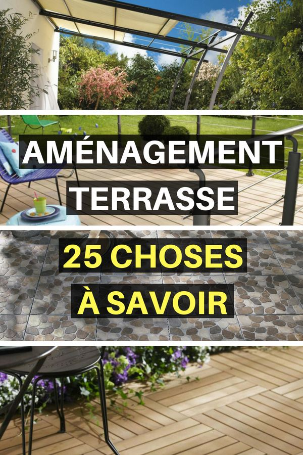322 best Terrasse images on Pinterest Decks, Backyard ideas and - couler une dalle beton pour terrasse