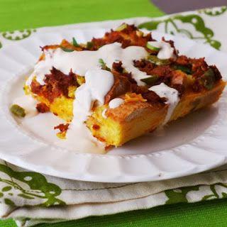Receta-Cacerola de Chorizo para el Almuerzo - Recetas Con Cerdo, ,Visitar Web Ahora: http://recetasconcerdo.blogspot.com/