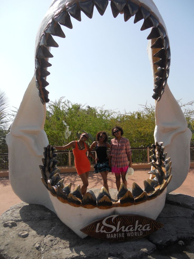 Ushaka Marine World, Durban, South Africa. A must visit for all travelers!!