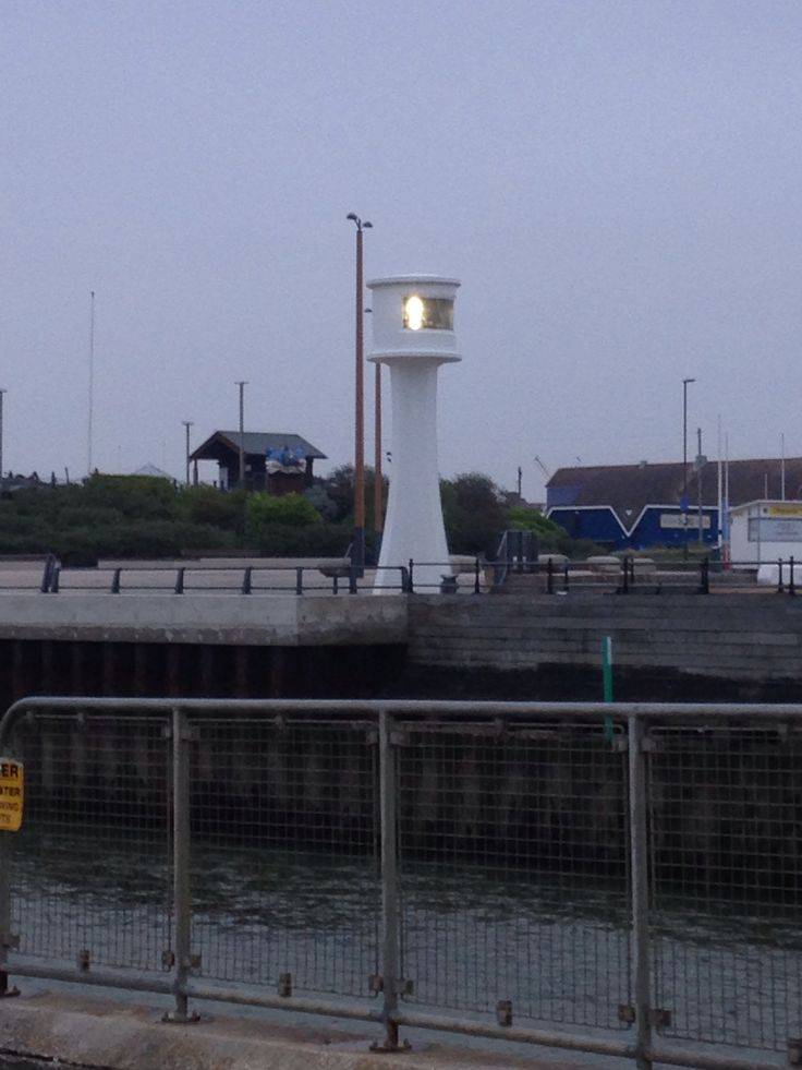 Littlehampton lighthouse