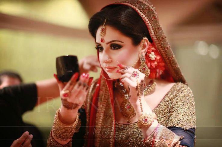 Bridal hair By Mariam Khawaja From 2014-15
