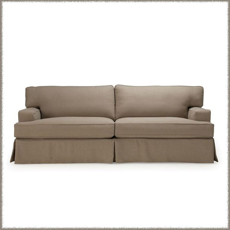 88 Best Images About Ottomans On Pinterest: 17 Best Images About Slipcovered Furniture On Pinterest