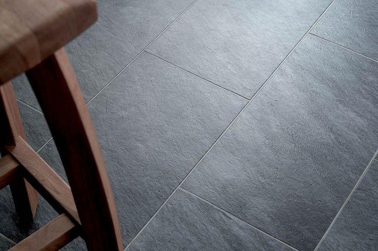 Mooie tegel vloer pvc de vijfhoek pinterest tegel - Vloeren vinyl cement tegel ...