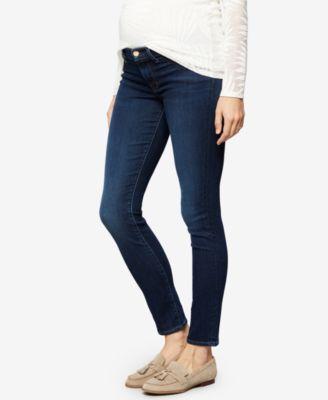 J BRAND J Brand Maternity Dark Wash Skinny Jeans. #jbrand #cloth # jeans