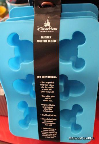 ice cube tray Mickey mouse
