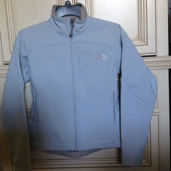 sale reduced Light Blue North Face Jacket. North Face Jacket. Excellent condition, like new. North Face Jackets & Coats