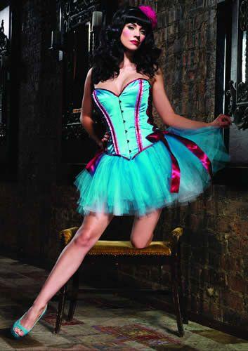 Burlesque & Circus Costumes  Corset Mariela Womens Costume   Disguises