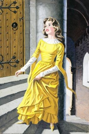 Princess in the tower - Sleeping Beauty - Eric Winter - Ladybird Book