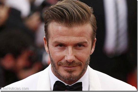 Los hijos de David Beckham no quieren que los vean con su papá - http://www.leanoticias.com/2015/01/30/los-hijos-de-david-beckham-no-quieren-que-los-vean-con-su-papa/