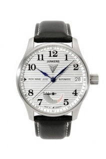 Junkers Iron Annie JU52 Automatik 6660 kaufen - http://www.steiner-juwelier.at/Uhren/Junkers-Iron-Annie-JU52-Automatik::515.html