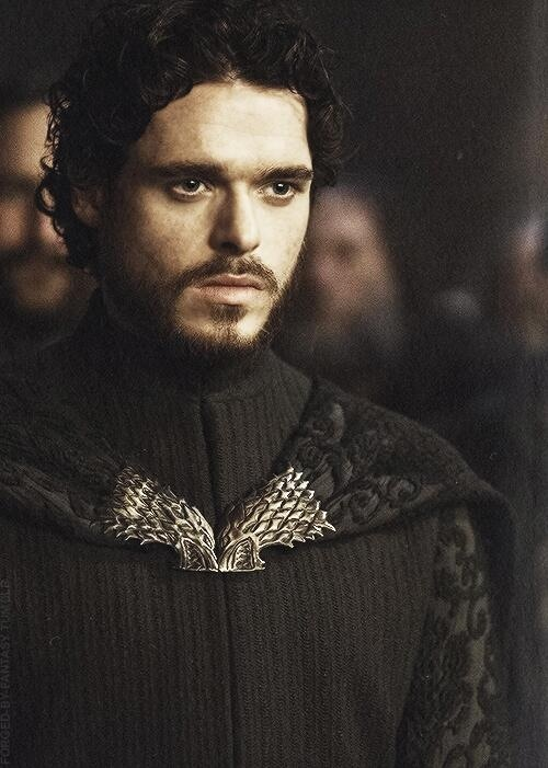 Game of Thrones - Robb Stark (Richard Madden), sickest guy in the show lad