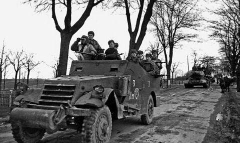 White M3A1 Scout Car   WW2 Soviet equipment   Pinterest ...