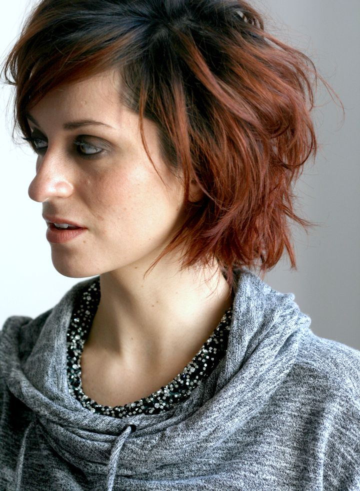 CreaClip - Long Layers and short layered bob haircut ...