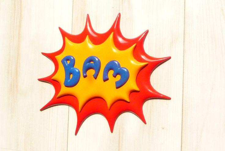 BAM BATMAN..!