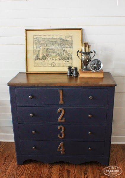 My Passion For Decor: Theme Furniture Day...The Inspired By Dresser