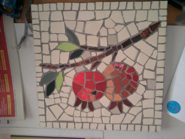 Mosaic  - My first work ...