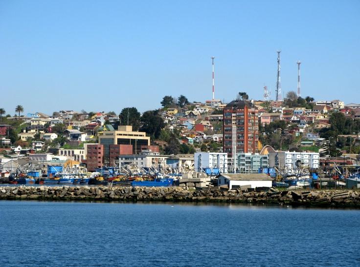 Talcahuano,Chile