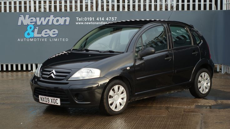 2009 Citroen C3 1.6HDi VTR on sale now at only £3000 visit www.newtonandlee.co.uk for full details