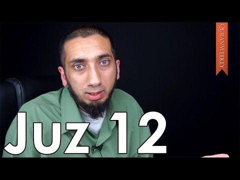 CÜZ 12 - Kız/Erkek Arkadaş Tuzağı [Nouman Ali Khan] - YouTube