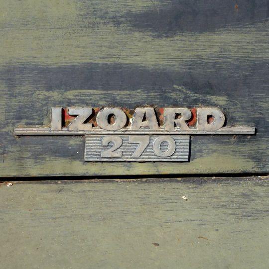 UNIC IZOARD 270 Truck (France 1968)
