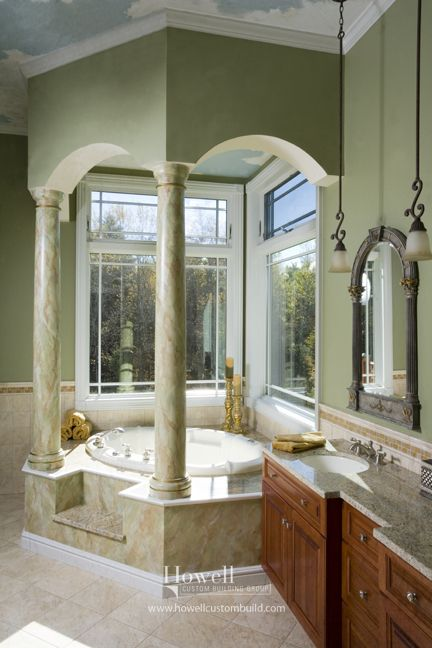 Bathrooms – Renovations and Additions  Photography by Eric Roth
