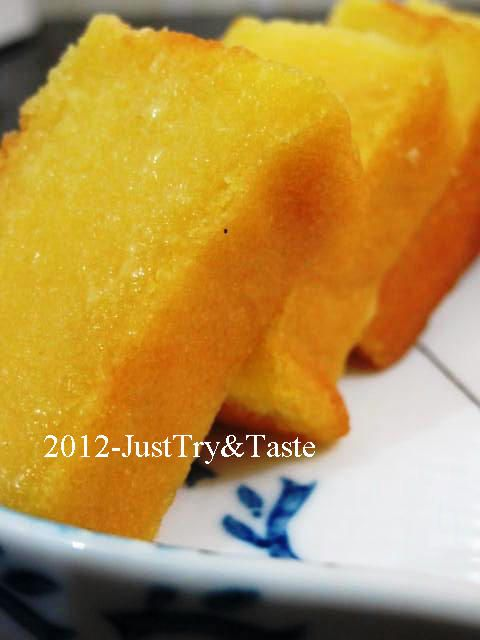 Just Try & Taste: Bingka Ubi Kayu, yang tradisional tak kalah lezatnya