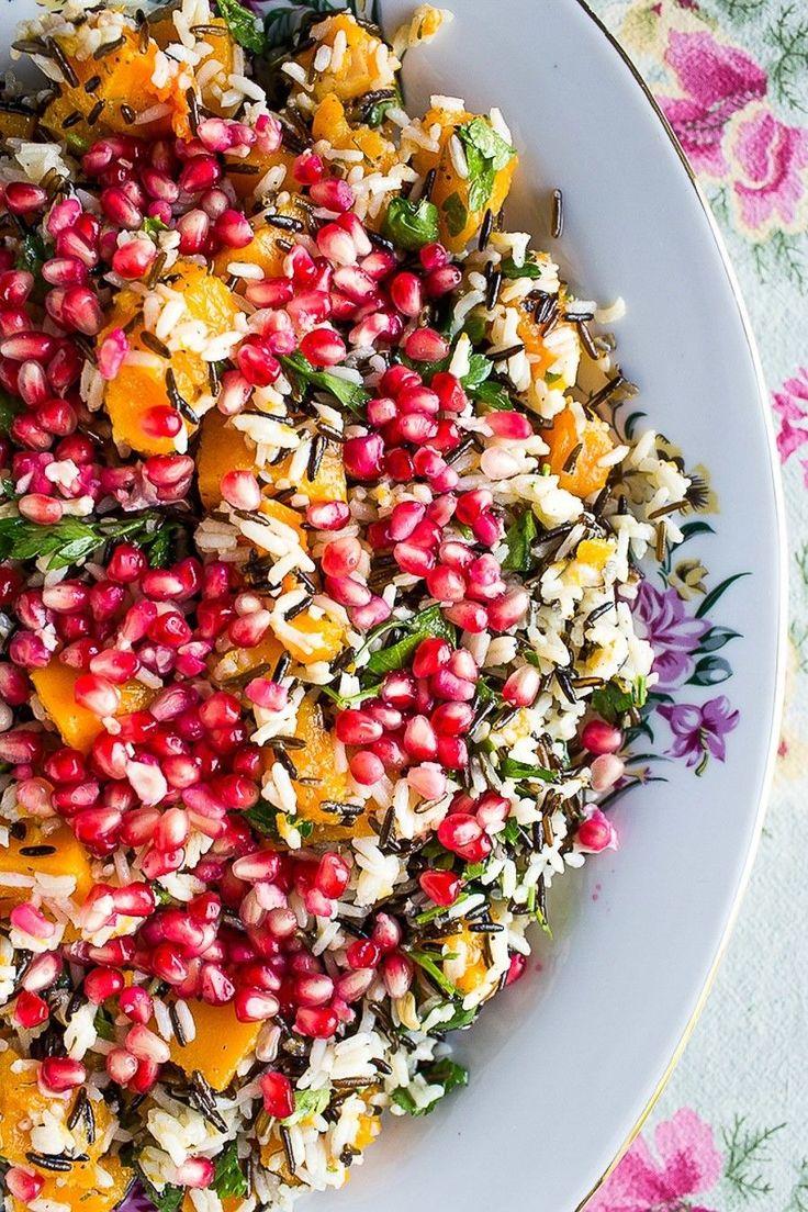 Jeweled Rice Salad - Chez Us