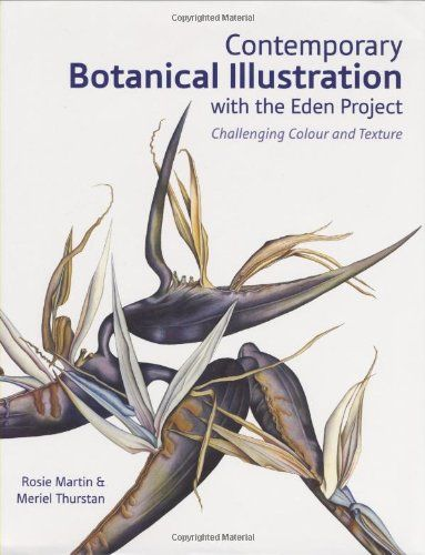 Contemporary Botanical Illustration: Challenging Colour and Texture by Rosie Martin http://www.amazon.com/dp/0713490780/ref=cm_sw_r_pi_dp_3Z1Ntb0RGGY45GE8