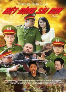 Phim Những Đứa Con Biệt Động Sài Gòn Phần 2 - Trọn bộ
