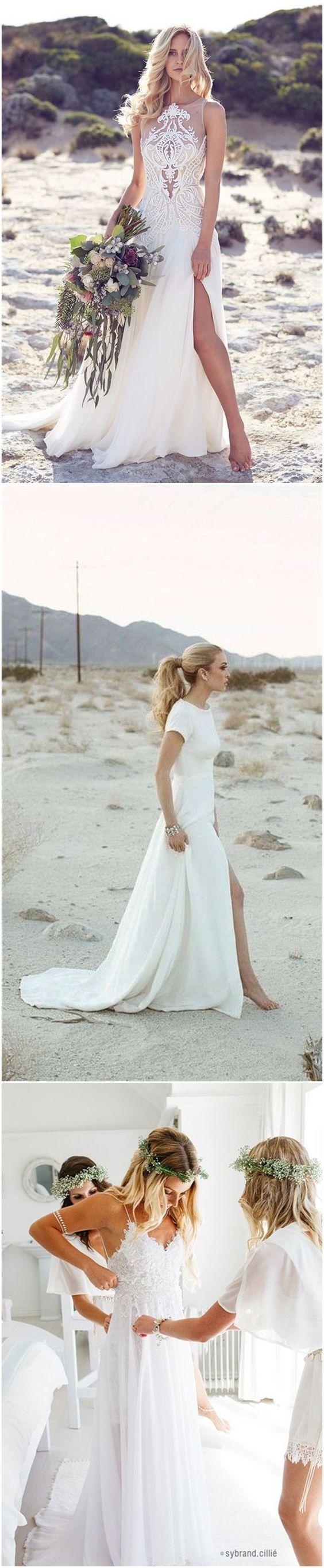 106 best Beach Wedding Ideas images on Pinterest | Beach weddings ...
