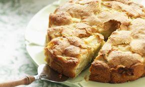 Torta di mele vegan, la ricetta senza glutine   100% green kitchen buona anche con farina 00