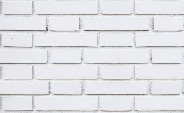 Rustic White Brick Wall Seamless Texture Brick Texture Seamless Textures White Brick