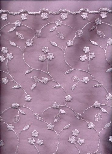 Mauve Lace