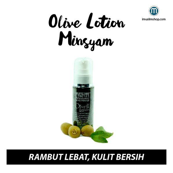 ✔Melambatkan uban melembabkan kulit. ✔Whatsapp ke 0199858025 =) http://www.imuslimshop.com/product/minsyam-olive-lotion/ #OliveLotion #imuslimshop