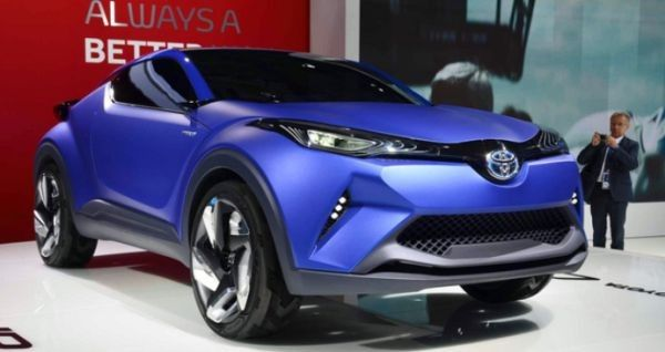 2018 Toyota Prius Suv New Suv By Toyota Based On C Hr