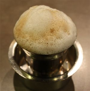 Filter Coffee <3  My most favourite thing about South India!